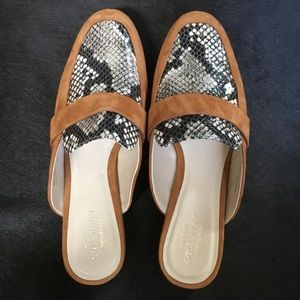 Cole Haan mule slide sandals